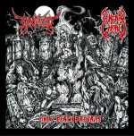 Bloodfiend / Funeral Whore - only death prevails (Split-CD)