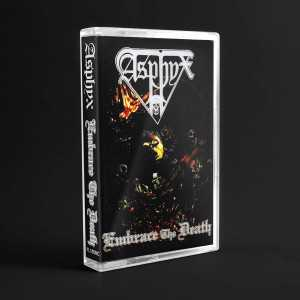 Asphyx - embrace the death (cassette tape)