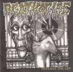 Agathocles / Cyanamid - replace the lot / life (Split-CD)