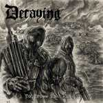 Decaying - to cross the line (black vinyl), LP