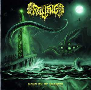 Revolting - monolith of madness (CD)