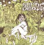 Septic Death - need so much attention…acceptance of whom (clear brown marbled vinyl), LP