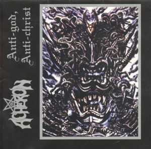 Acheron - anti-god, anti-christ (CD)