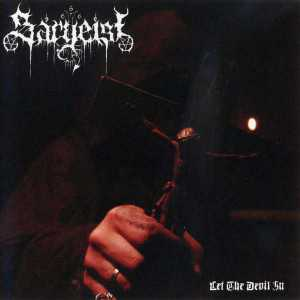 Sargeist - let the devil in (CD)