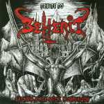 Tribute to Beherit - satanic black metal compilation (CD)
