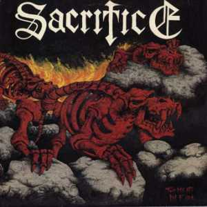 Sacrifice - torment in fire (black vinyl), LP