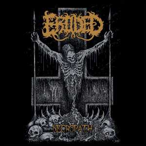 Eroded - necropath (black vinyl, lim. 350), LP