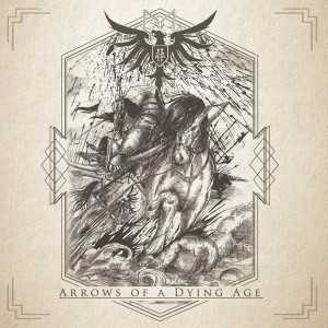 Fin - arrows of a dying age (black vinyl, lim. 200), LP
