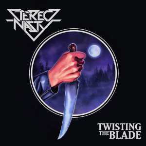 Stereo Nasty - twisting the blade (solid white vinyl, lim. 250), LP