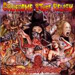 Gruesome Stuff Relish - teenage giallo grind + cannibal ferox (CD)