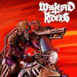Wasteland Riders - death arrives (clear red vinyl, lim. 100), LP