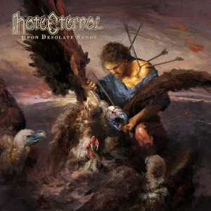 Hate Eternal - upon desolate sands (clear red vinyl, lim. 350), LP