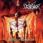 Desaster - hellfire's dominion (black vinyl), 2-LP