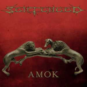 Sentenced - amok (gold-red swirl vinyl), LP