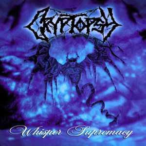 Cryptopsy - whisper supremacy (solid silver vinyl, lim. 400), LP
