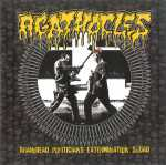Agathocles / Sete Star Sept - braindead politicians extermination squad / tribute to Agathocles (black vinyl), Split-EP