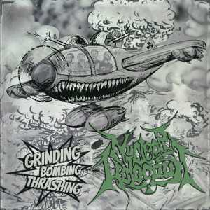 Nuclear Holocaust - grinding bombing thrashing (CD)