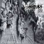 Anarchus / Oxidised Razor - fanatism kills / horripilante! (Split-CD)