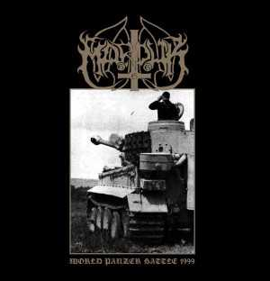 Marduk - world panzer battle 1999 (Digi CD)