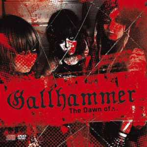 Gallhammer - the dawn of… (CD + DVD)