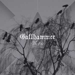 Gallhammer - the end (CD)