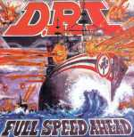 D.R.I. - full speed ahead (CD Brazilian pressing)