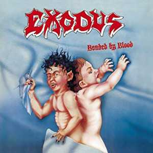 Exodus - bonded by blood (clear purple vinyl, lim. 250), LP