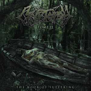 Cryptopsy - the book of suffering Tome II (black vinyl), MLP
