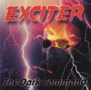 Exciter - the dark command (solid red vinyl, lim. 300), LP