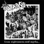 Outrage - from nightmares and myths… (solid silver grey vinyl, lim. 100), LP