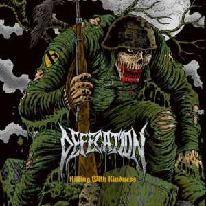 Defecation - killing with kindness (CD)