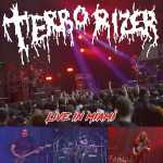 Terrorizer - Live in Miami (clear red vinyl), EP