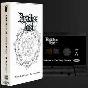Paradise Lost - drown in darkness - the early demos (cassette tape)