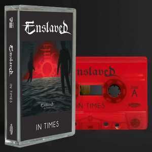 Enslaved - in times (cassette tape)