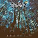 Ewigkeit - battle furies 2.017 (black vinyl, lim. 100), LP