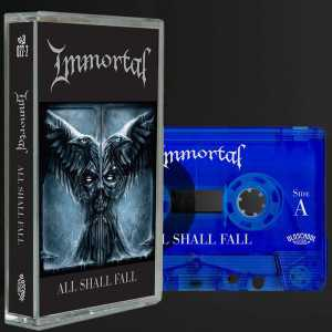 Immortal - all shall fall (cassette tape)