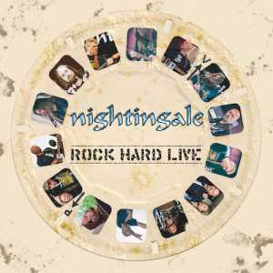 Nightingale - Rock Hard Live (black vinyl, lim. 350), LP