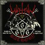 Watain - tonight we raise our cups and toast in angels blood - a tribute to Bathory (EP cover CD)