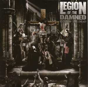 Legion Of The Damned - cult of the dead (CD)
