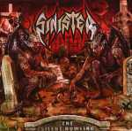 Sinister - the silent howling (bloodred vinyl, lim. 350), LP