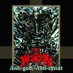 Acheron - anti-god, anti-christ (golden vinyl), LP
