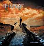 Inhumate - expulsed (clear blue-black splatter vinyl), LP