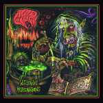 Acid Witch - witchtanic hellucinations (Digi CD)