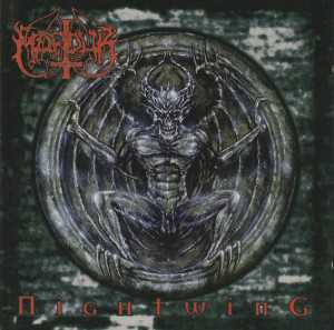 Marduk - nightwing (CD)