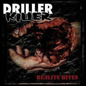 Driller Killer - reality bites (black vinyl), LP