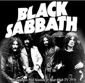 Black Sabbath - walpurgis: peel session & best club TV 1970 (CD)
