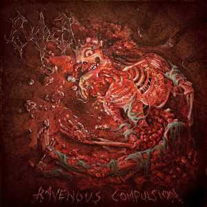 Evoked - ravenous compulsion (black vinyl, lim. 300), LP