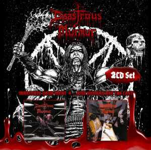 Disastrous Murmur - marinate your meat / …and hungry are the lost (2CD)