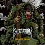 Defecation - killing with kindness (clear green vinyl), LP