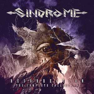 Sindrome - ressurection - the complete collection (black vinyl), LP+CD